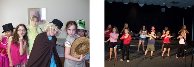 Cabaret Kids Camp