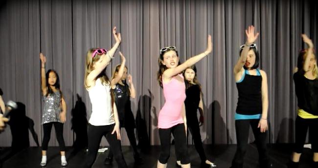 Glee Cabaret Kids
