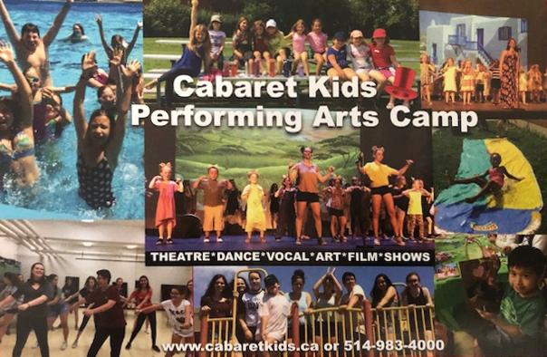 Cabaret Kids 2020